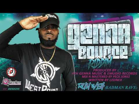 Lednek - Run Way {Dancehall 2017} {Grenada}  Genna Bounce Riddim