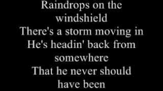 Garth Brooks - The Thunder Rolls - Karaoke