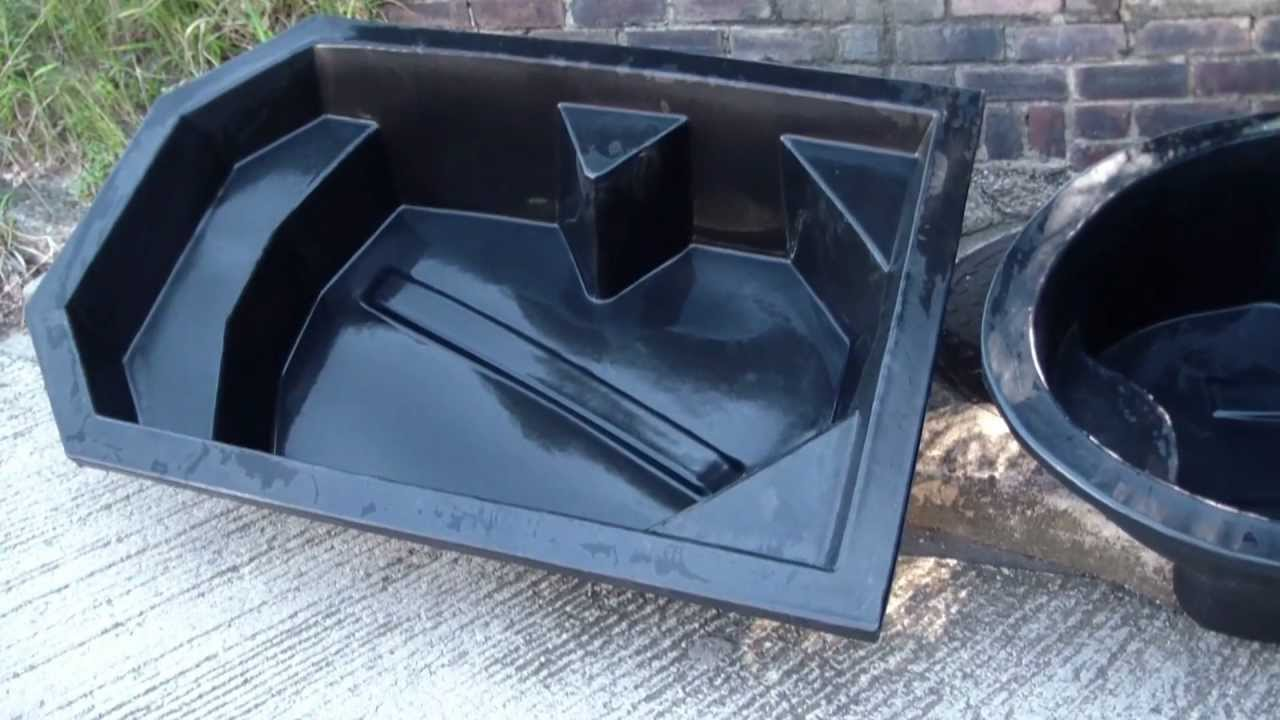 Plastic ponds and sandpits available from shawson plastics for Koi pond plastic pool