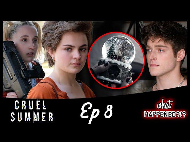 CRUEL SUMMER Episode 8 Breakdown - Mysterious Snow Globe & Martin's Close Call | Episode 9 Promo