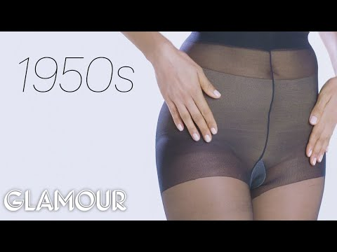 100 Years Of Pantyhose | Glamour