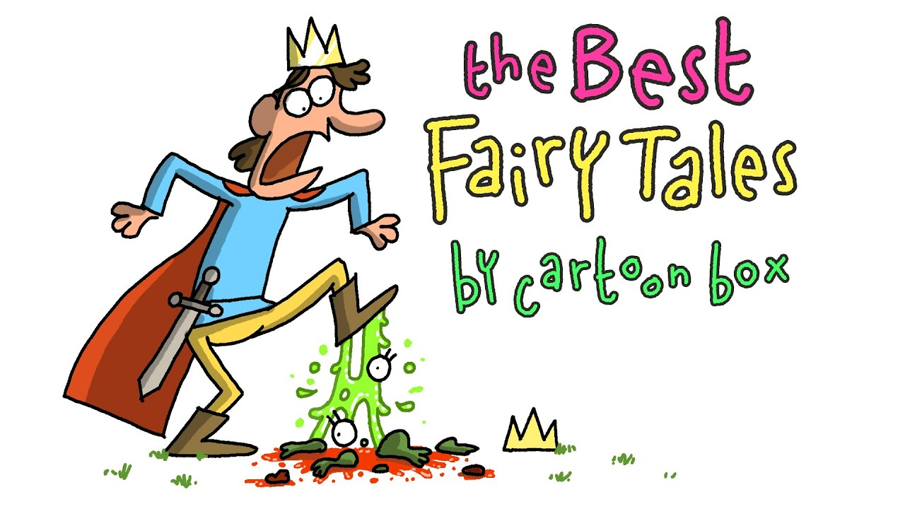 The BEST Fairy Tales by Cartoon Box | Hilarious Fairy Tale Parody Cartoons For An Adult Audience