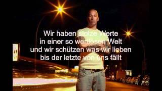 DVO - Kämpferherz (mit lyrics)