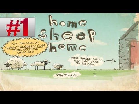 Домой овечки 1,2,3,4 Игры три овечки идут домой