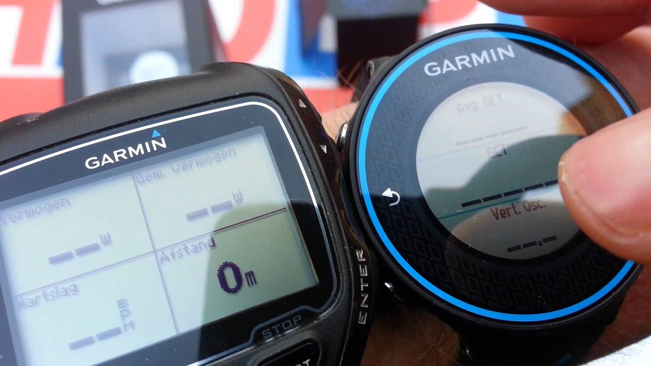 Garmin 620 or 910XT