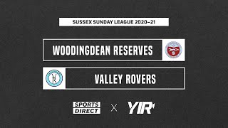 Highlights | Woodingdean Wanderers Reserves v Valley Rovers | 25.10.20