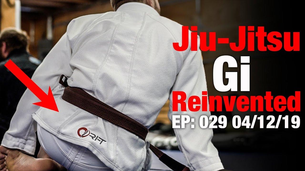 Jiu-Jitsu Gi Reinvented   OriginHD EP: 029