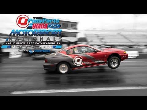 2018 CJ Pony Parts NMRA Ford Motorsport Nationals: Maple Grove Raceway