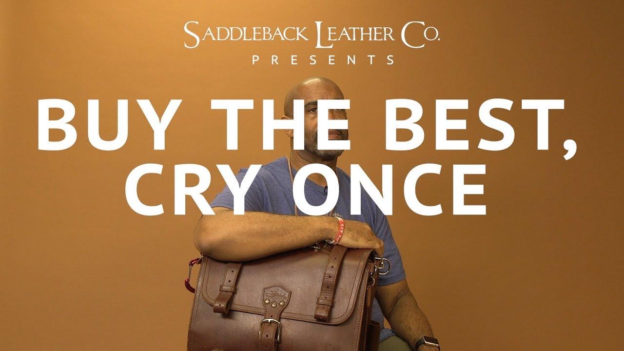 4c9df8775c75 Saddleback Stories  Buy the Best