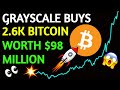 Grayscale Buys $98M in Bitcoin in 24hrs - Galaxy Digital Bitcoin Mining - Coinbase CoinTracker