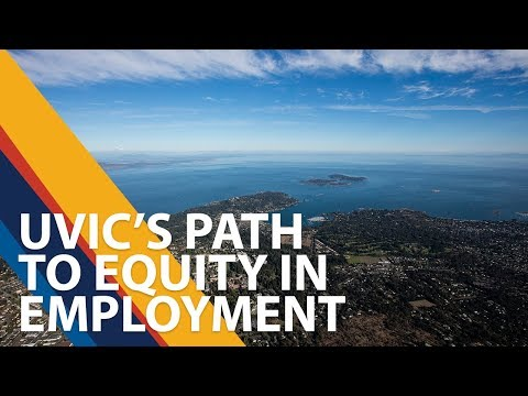 UVic's Path To Equity In Employment