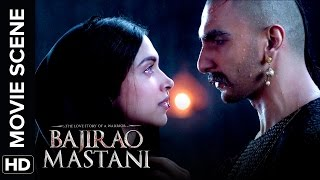"Duniya Hum Dono Ko Ek Hi Naam Se Yaad Rakhegi ""Bajirao Mastani"" | Movie Scene"