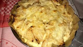 Tortilla Chips mit Käse/Tortilja cips sa sirom