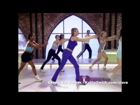 Cardio Fat Burner - Kathy Smith