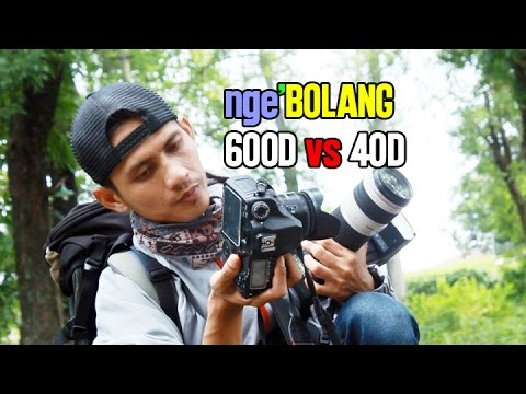 Canon EOS 600D Video Test  Quality Test   Canon EOS 40D Digital SLR Camera Full Review  Sample Pic's