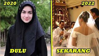 18 Artis Indonesia Pindah Agama Terbaru 2020