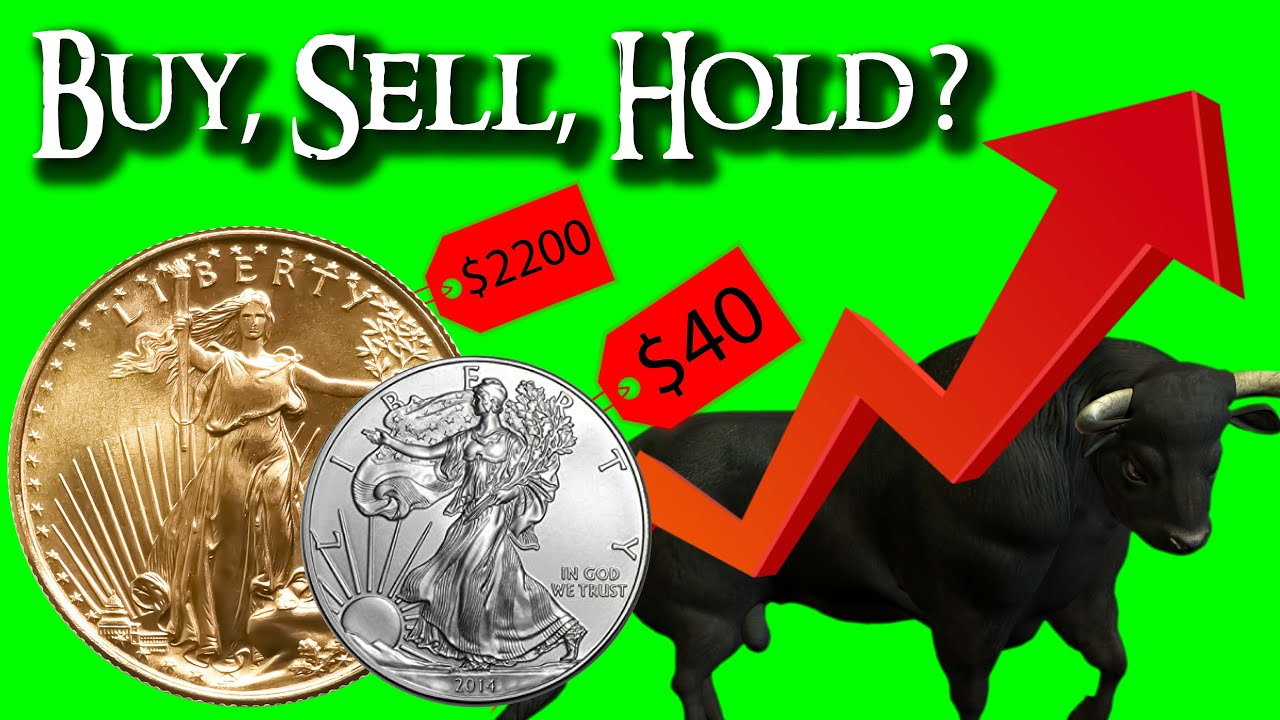 Silver and Gold BULL RUN Continues - Buy, Sell, or Hold?