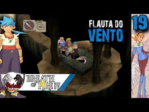 "BREATH OF FIRE IV - #19 -""Flauta do Vento e a Torre P'ung tap"" - PS1 - (Detonado/Walkthrough Pt-Br)"