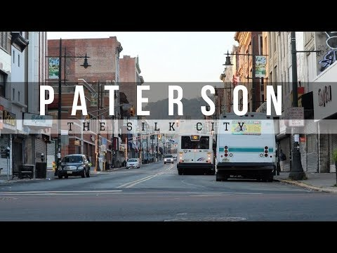 PATERSON | The Silk City