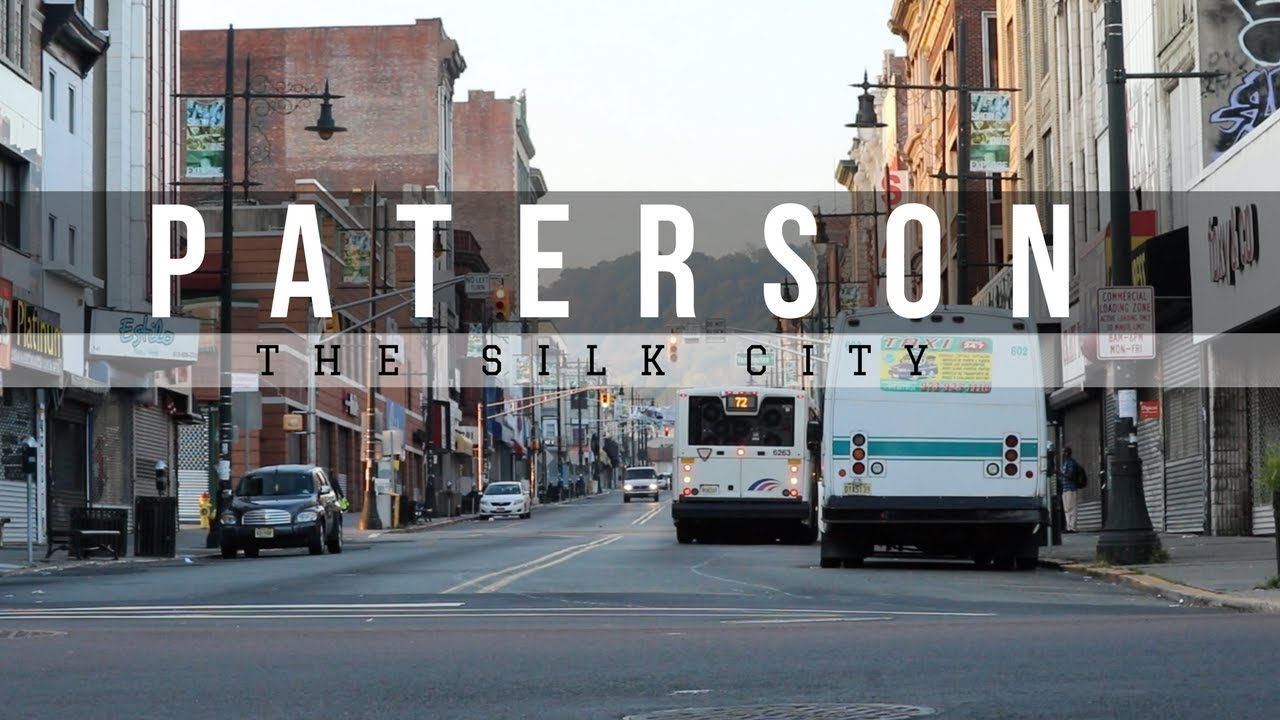 PATERSON   The Silk City - YouTube
