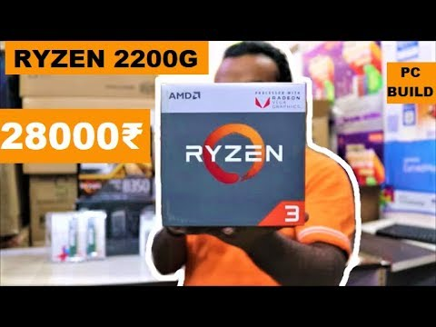 Budget Ryzen 2200g Hackintosh/Gaming PC Build Under $500 (Ryzentosh)