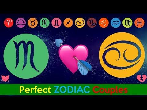 12 Zodiac Love Style And Perfect Match Zodiac Couple [HD]