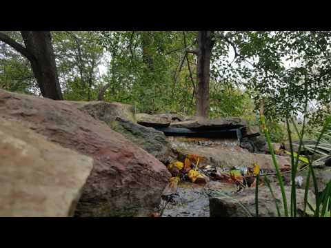 Water Reclamation Fountain at Willoughby Farm streaming vf