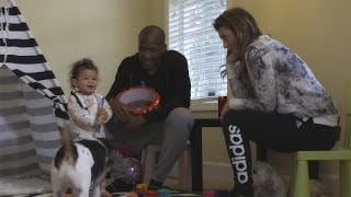 Darlington Nagbe talks family and soccer with Samantha Yarock