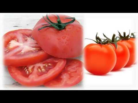 7 Propiedades Del Tomate - Beneficios Del Jugo De Tomate - Beneficios De Comer Tomate