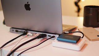 맥북, 노트북 능력을 45,000% 확장시키는 USB허…