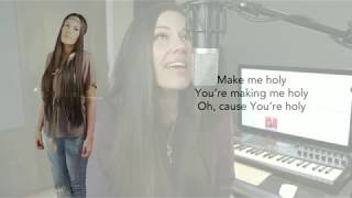 If Martin Garrix and Dua Lipa's Scared To Be Lonely were a Christian song by Beckah Shae LYRICS