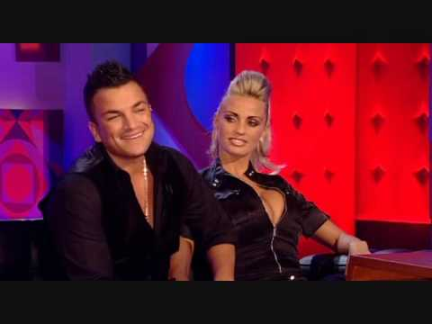 Katie Price & Peter Andre on Jonathan Ross 2007.10.12 (part 1)
