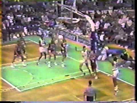 Danny Ainge Greatest Games: 45 Points (Career-High) vs 76ers (1988)