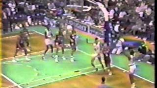 Danny Ainge Greatest Games: 45 Points (Career-High) vs 76ers (1988)