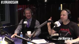 Bruce Buffer - Conor McGregor vs. Eddie Alvarez - Jim Norton & Sam Roberts
