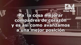 (Letra) UNO EN UN MILLON (Cigarro Pa´Relajar) - GRUPO CODICIADO FT. CESAR ROMAN