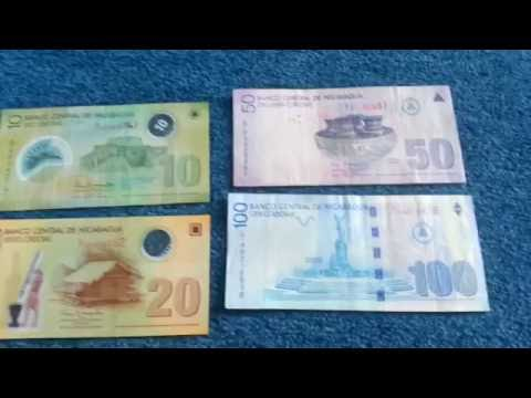 Currency Special part 10: Nicaragua Cordoba