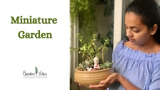 Hello everyone, This easy & beautiful miniature succulent garden, especially for those who can never remember to water, & don't have more time. Also, I have ...