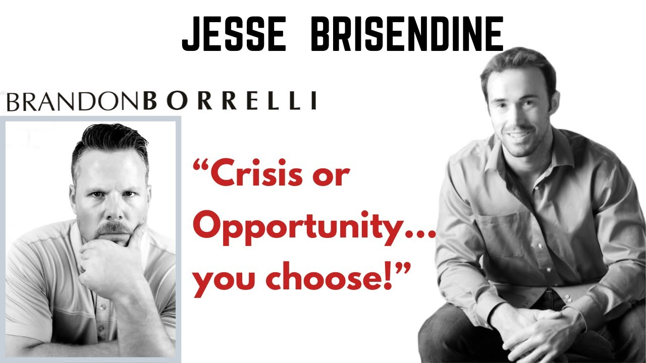 LL3: How To Become A Great Leader During Crisis with Jessie Brisendine
