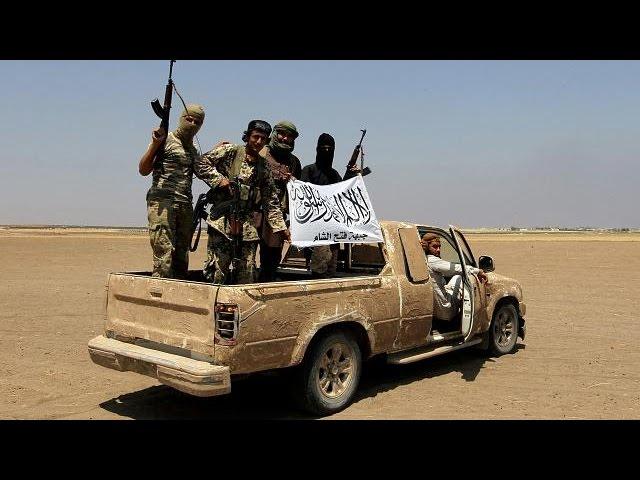 <h2><a href='http://webtv.eklogika.gr/siria-dekades-extremistes-nekri-apo-aeroporiki-epidromi' target='_blank' title='Συρία: Δεκάδες εξτρεμιστές νεκροί από αεροπορική επιδρομή'>Συρία: Δεκάδες εξτρεμιστές νεκροί από αεροπορική επιδρομή</a></h2>