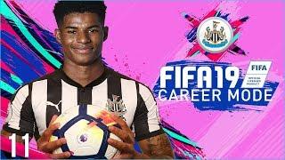 FIFA 19   Newcastle Career Mode   S3 Ep11 - CHUCKY THE GOD!!