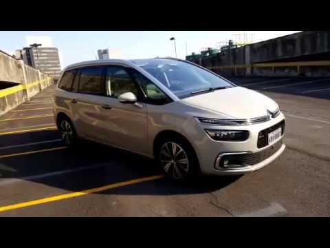 Citroën C4 Grand Picasso - Live QR