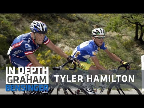 Tyler Hamilton: Officials Covered For Lance Armstrong