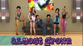 The Sims 3: Almost Grown Part 1 Go Back To Mama!