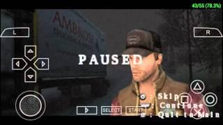Silent Hill Orgins (PPSSPP Settings)