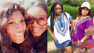 10 Nigerian Celebrities Whose Daughters look More Like Their Sisters