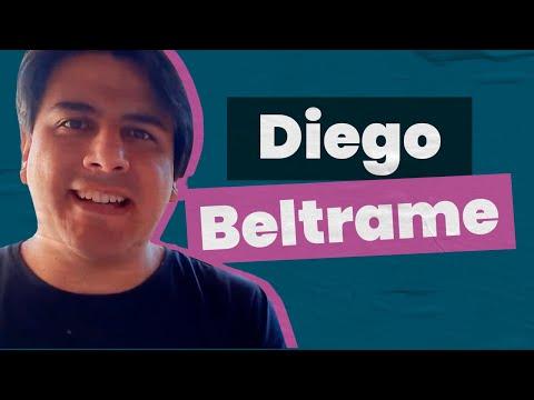 #NossosAlunos Fullstack Master - Diego Beltrame