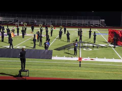 9/23/17 Marion IL Marching Wildcat Band