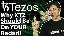 I'm More BULLISH on Tezos Than EVER!! 🐂📈