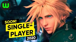 Top 15 Upcoming Single-player Games of 2020